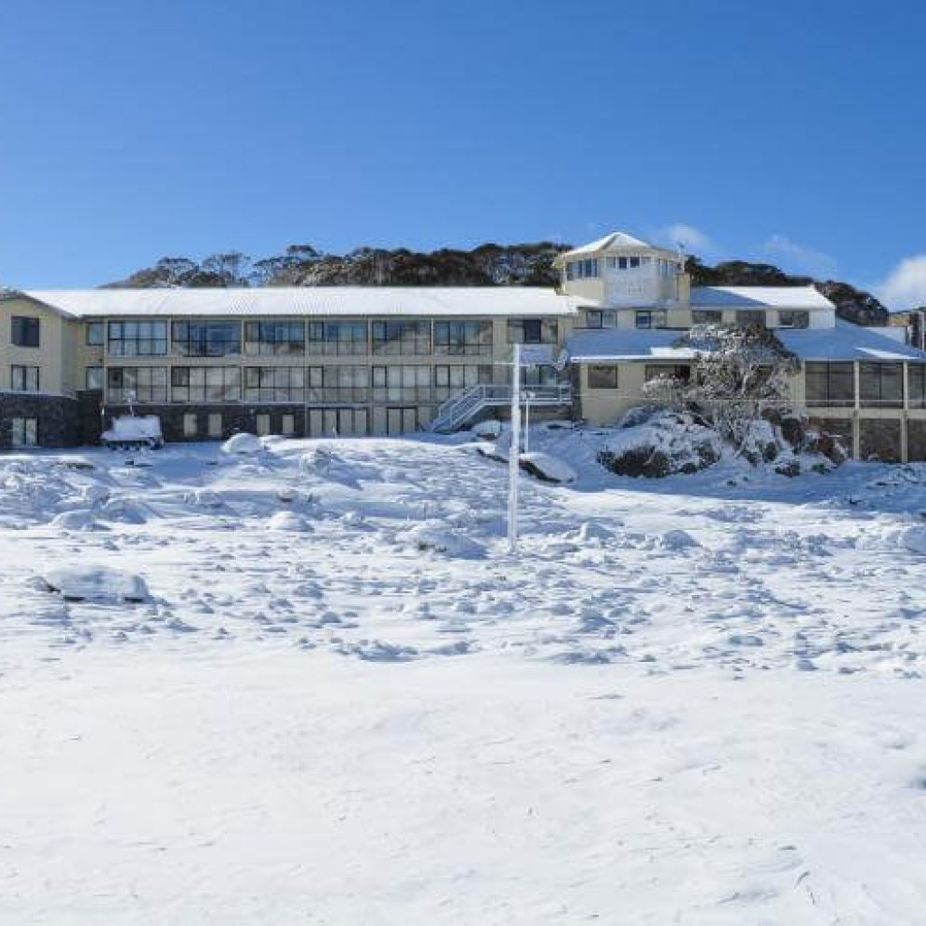 perisher winter