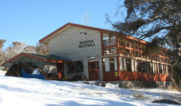 perisher in winter