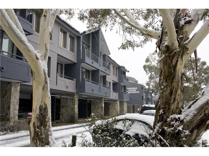 thredbo winter