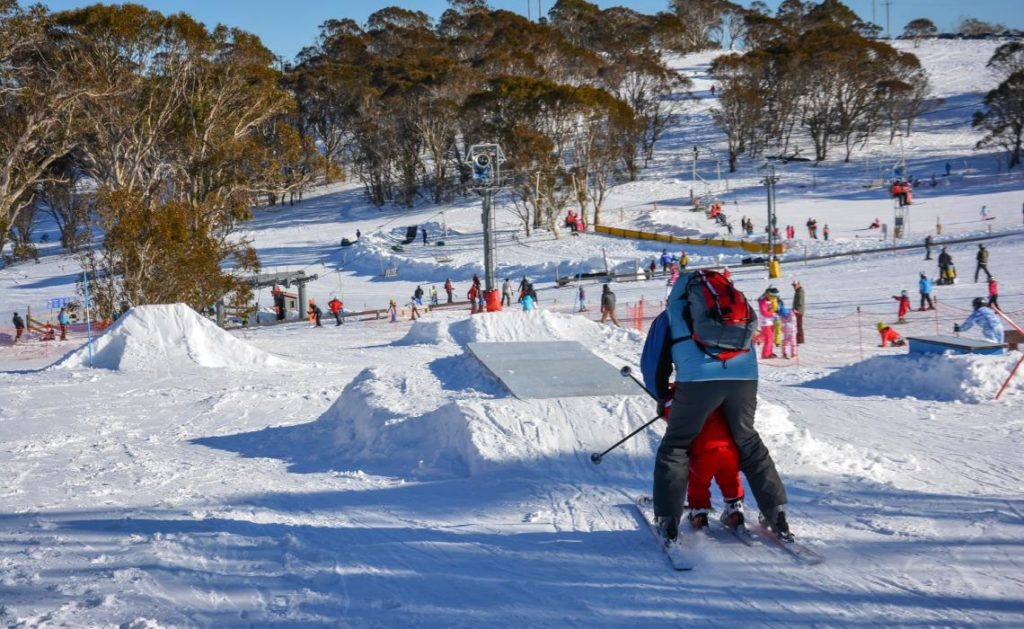 ski holiday nsw