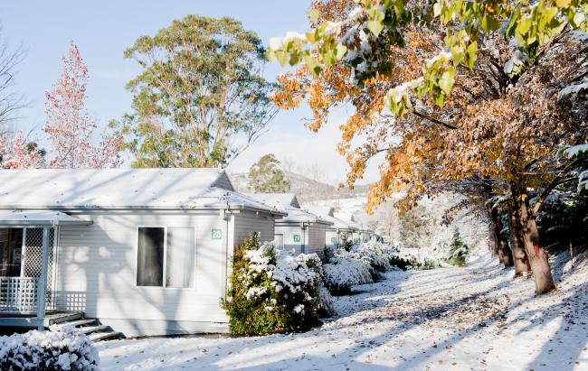 jindabyne in winter