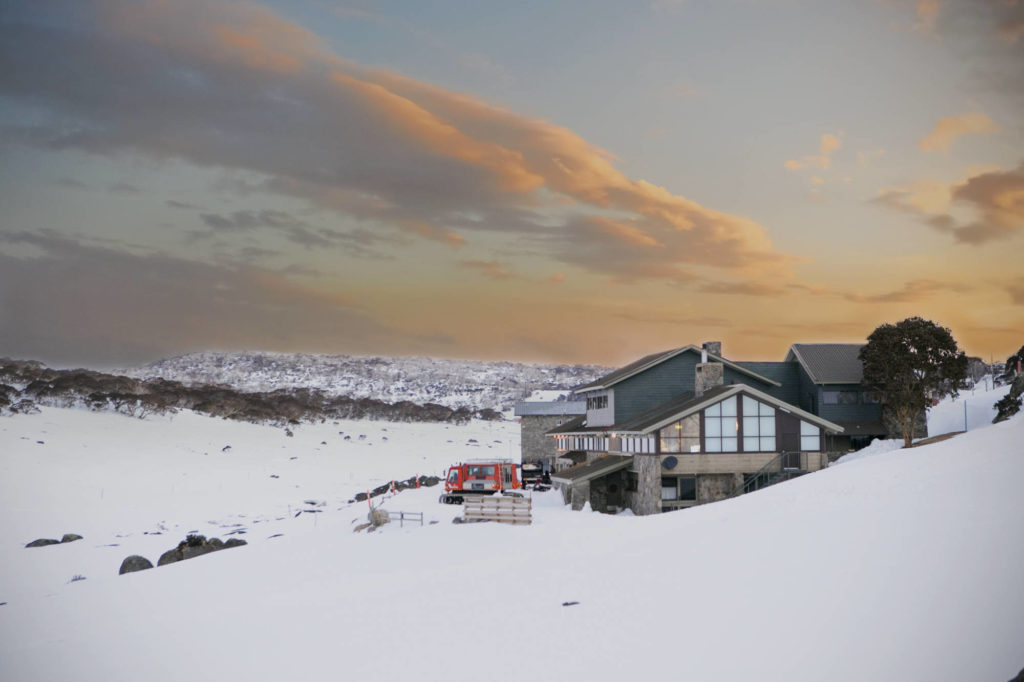 perisher ski resort