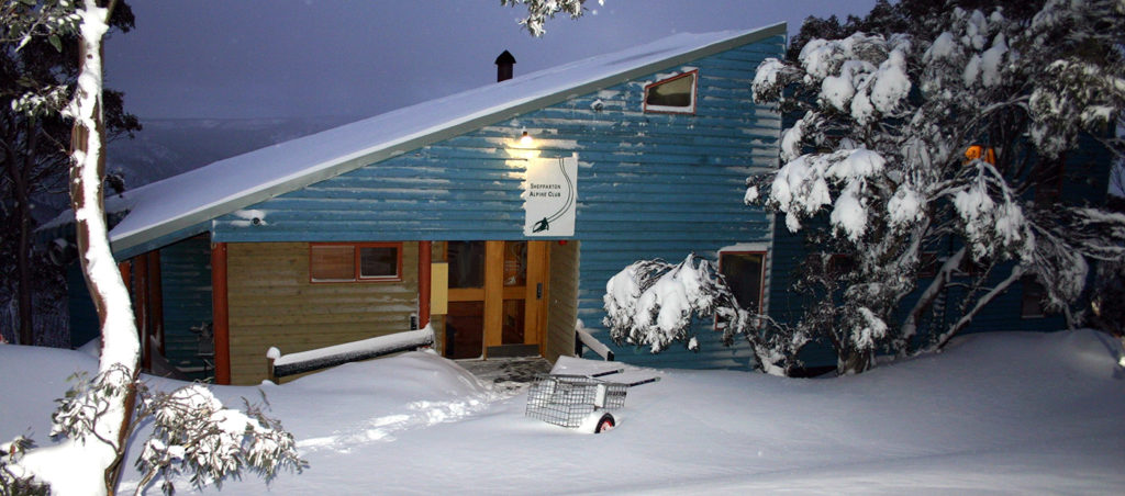 mt hotham in winter
